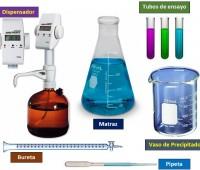 Materiales de volumen de laboratorio